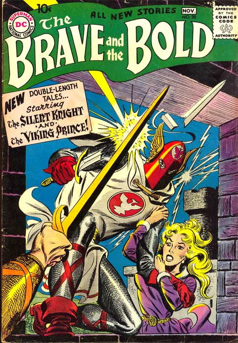 The Brave and the Bold Vol 1 20