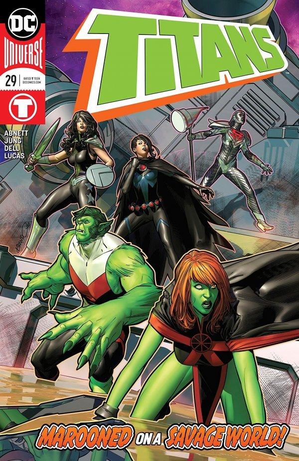 Titans Vol 3 29