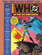 Who's Who in the DC Universe 16