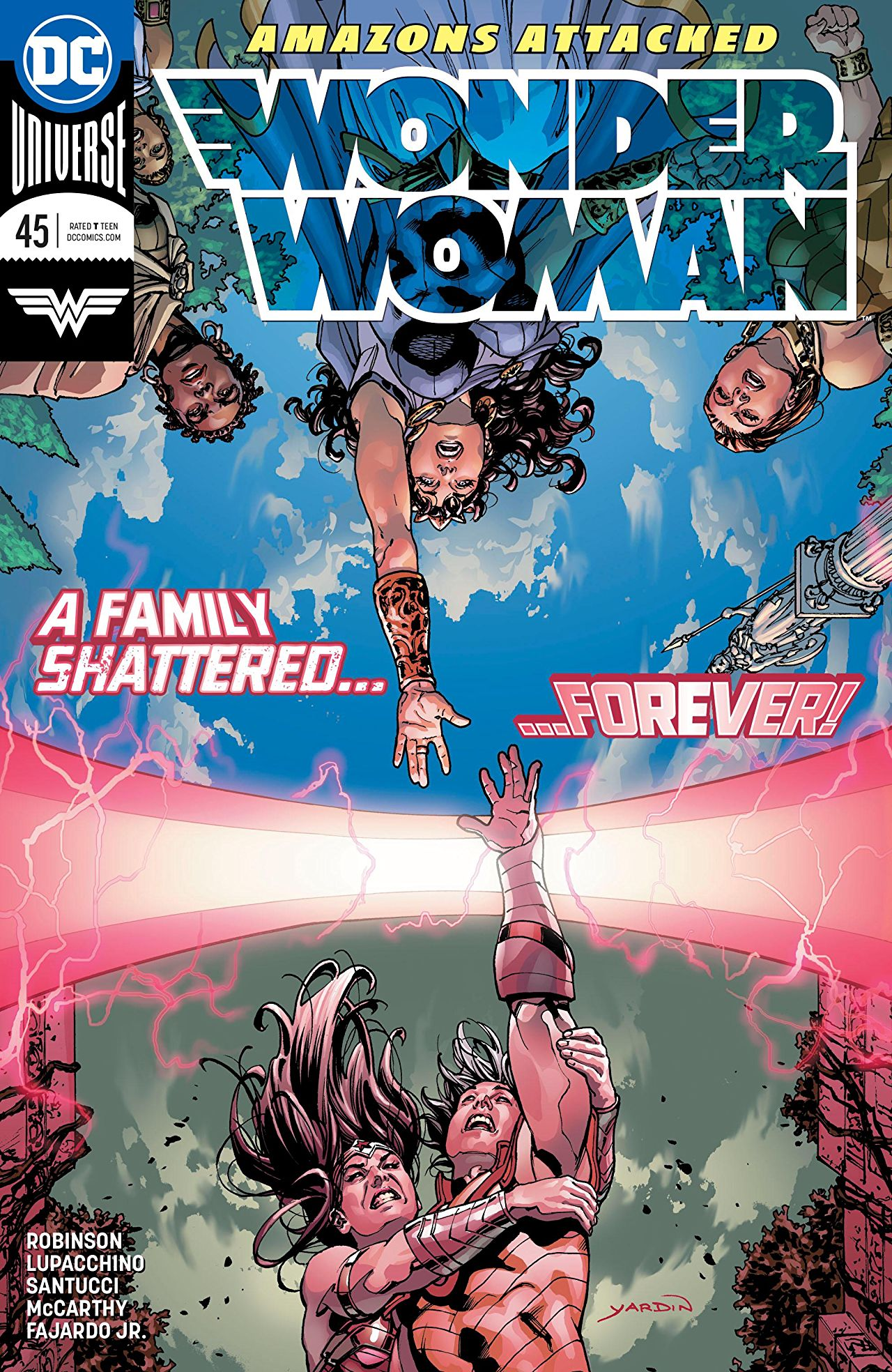 Wonder Woman Vol 5 45