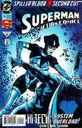Action Comics Vol 1 694