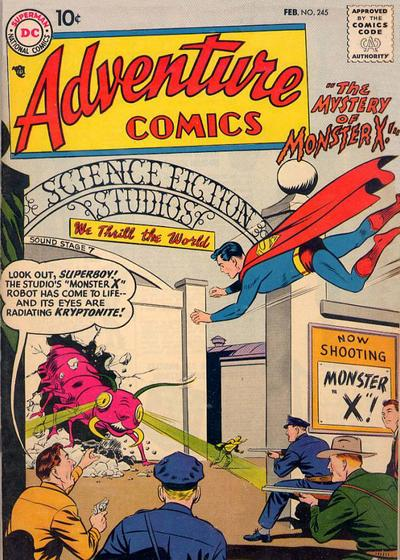 Adventure Comics Vol 1 245