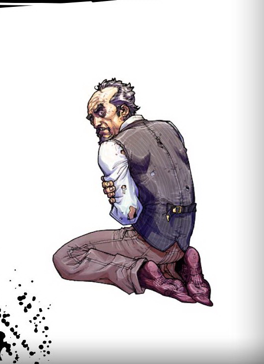 Amadeus Arkham (Arkhamverse)