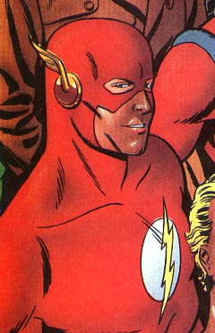 Barry Allen (JSA: The Golden Age)