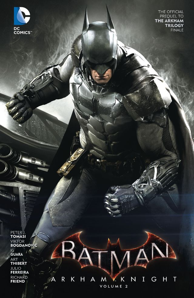 Batman: Arkham Knight Vol. 2 (Collected)