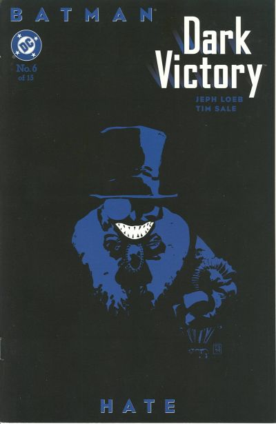 Batman: Dark Victory Vol 1 6