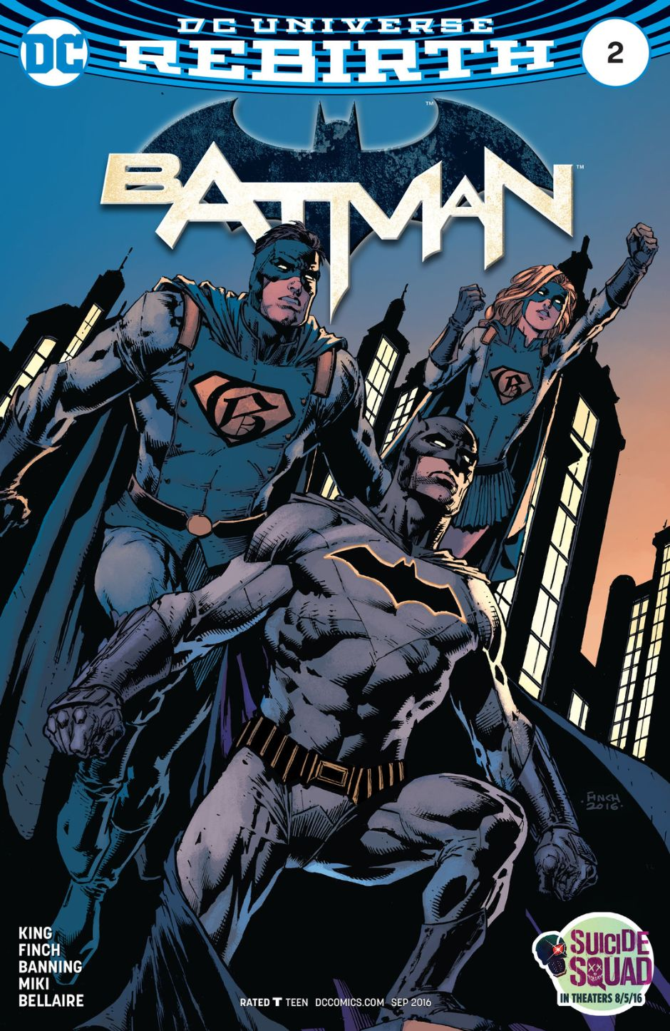 Batman Vol 3 2