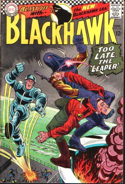 Blackhawk Vol 1 233