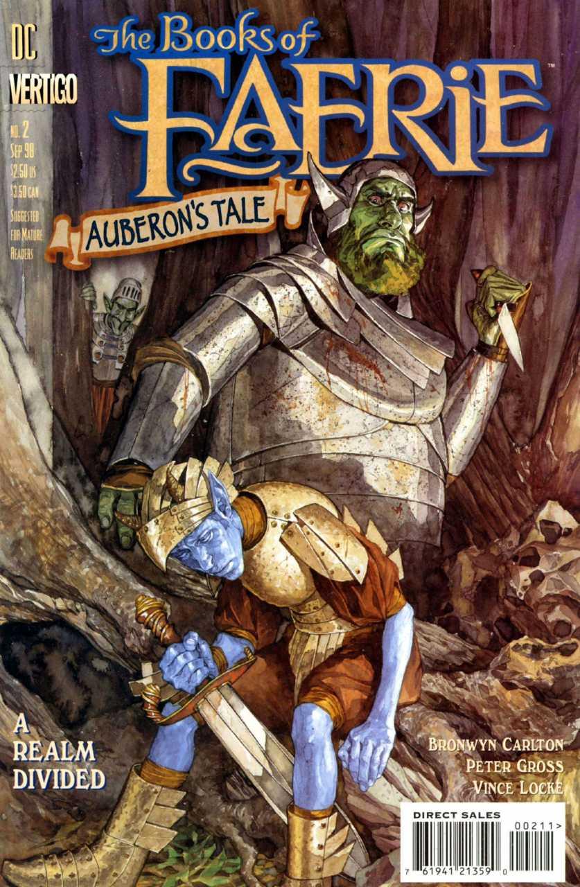 The Books of Faerie: Auberon's Tale Vol 1 2