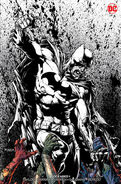 DCeased Vol 1 1 Bulletproof Comics David Finch Trade Dress Variant B&W
