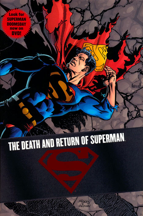 Superman: The Death and Return of Superman Vol 1 1