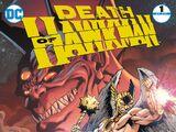 Death of Hawkman Vol 1 1