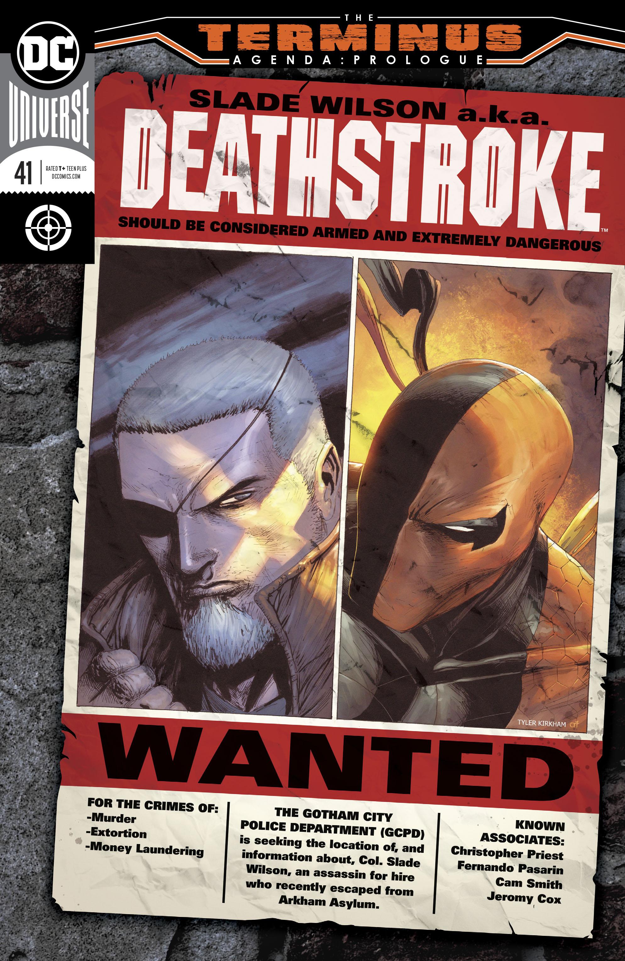 Deathstroke Vol 4 41