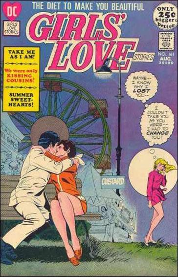 Girls' Love Stories Vol 1 161