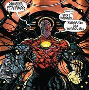 Hal Jordan Antimatter Universe 0001