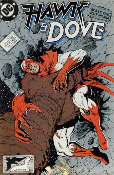 Hawk and Dove Vol 3 7