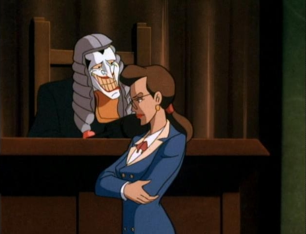 Batman (1992 TV Series) Episode: Trial