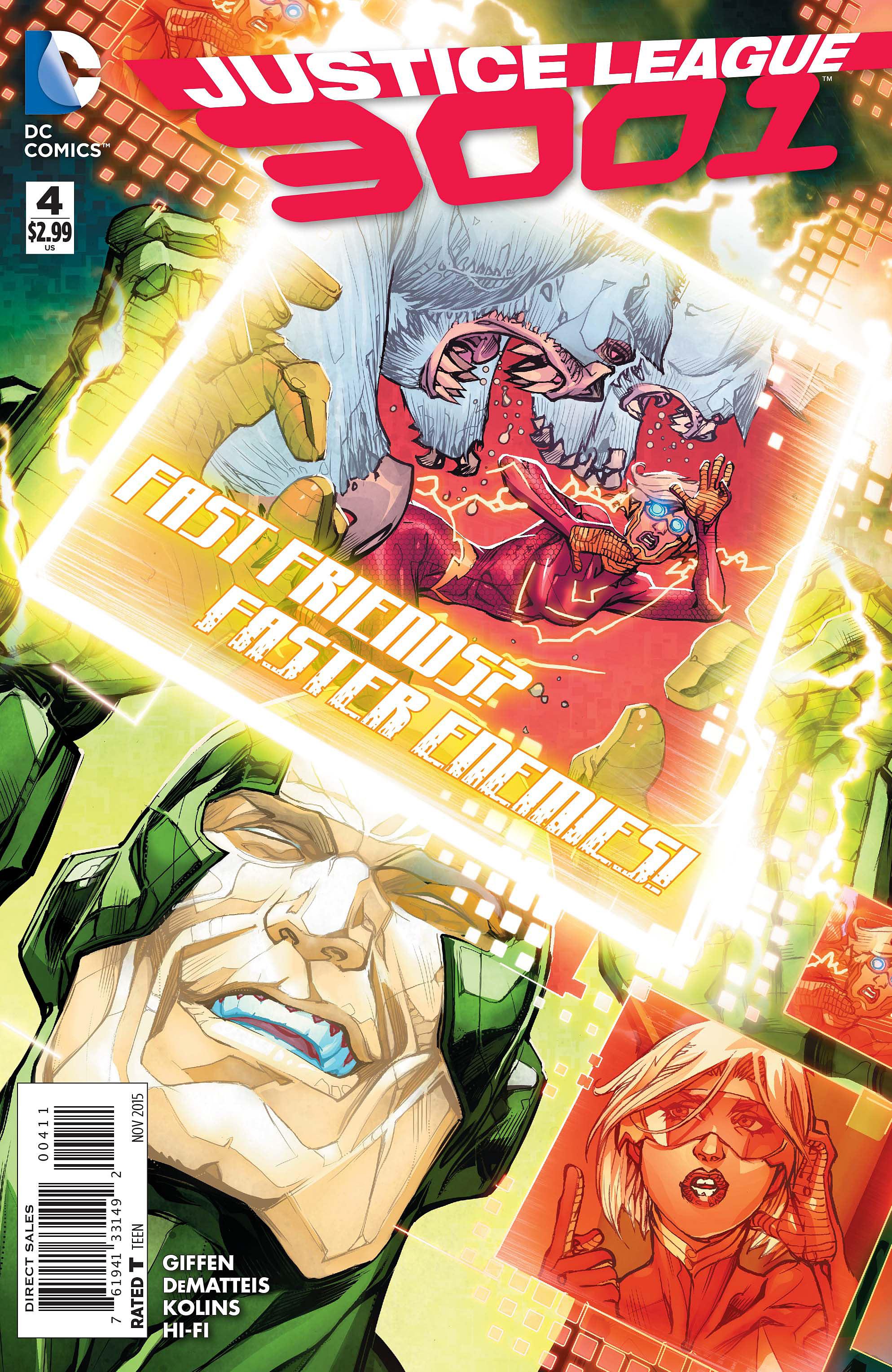 Justice League 3001 Vol 1 4