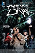 Justice League Dark The Books of Magic TPB