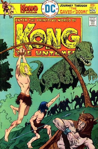 Kong the Untamed Vol 1 3