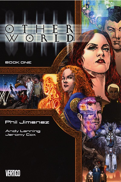 Otherworld: Book One (Collected)
