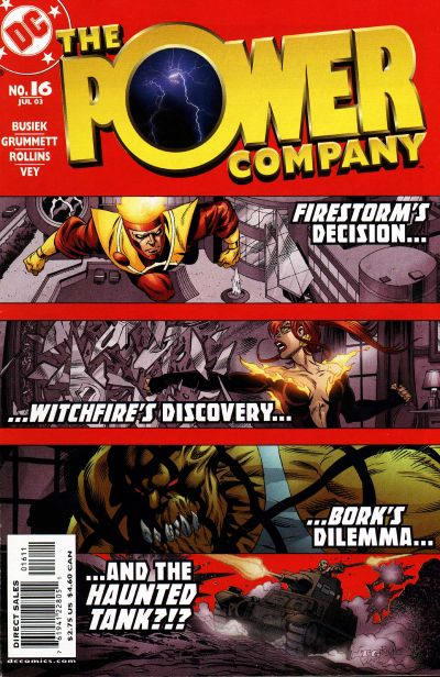 The Power Company Vol 1 16