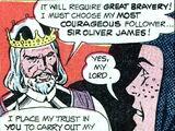 Richard I of England (New Earth)