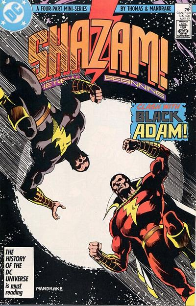 Shazam!: The New Beginning Vol 1 2