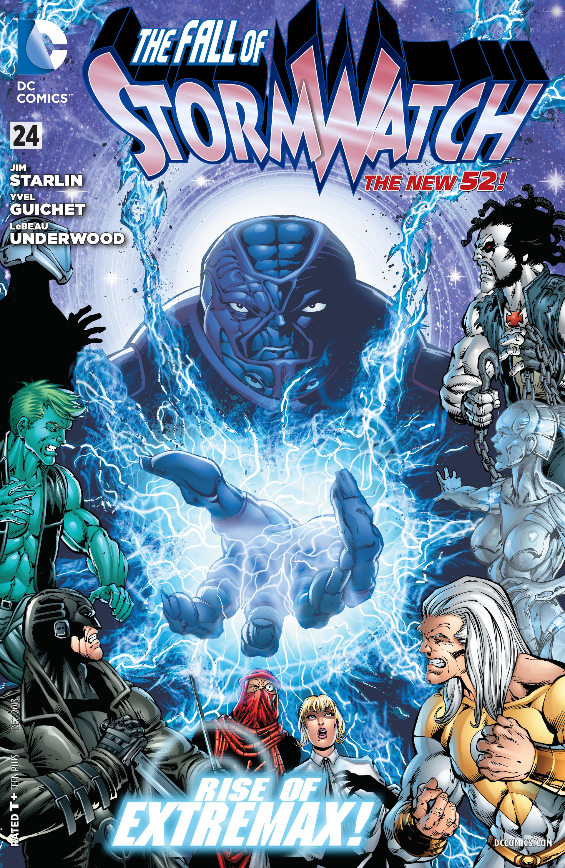 Stormwatch Vol 3 24