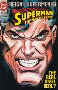 Superman Man of Steel Vol 1 25