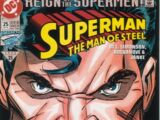 Superman: The Man of Steel Vol 1 25