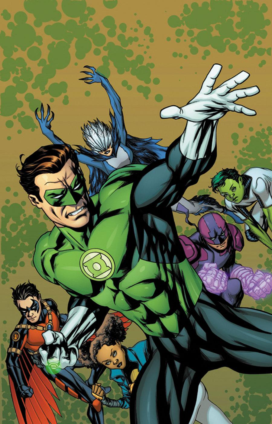 Teen Titans Vol 5 12 Textless Green Lantern 75th Anniversary Variant.jpg