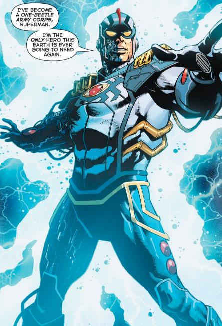 Theodore Kord (Dark Multiverse: Infinite Crisis)