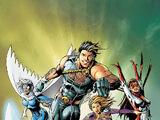 Titans East Special Vol 1 1