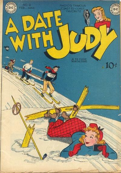 A Date With Judy Vol 1 9