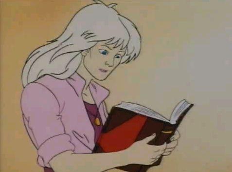 Abigail Arcane (Swamp Thing 1991 TV Series)