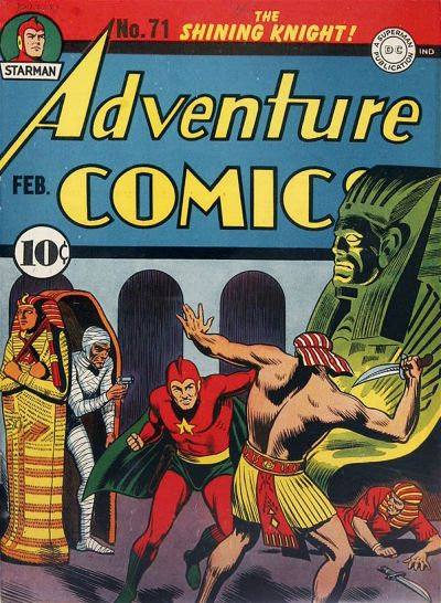 Adventure Comics Vol 1 71
