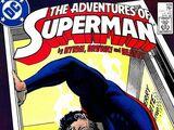 Adventures of Superman Vol 1 439