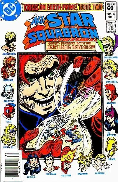 All-Star Squadron Vol 1 14