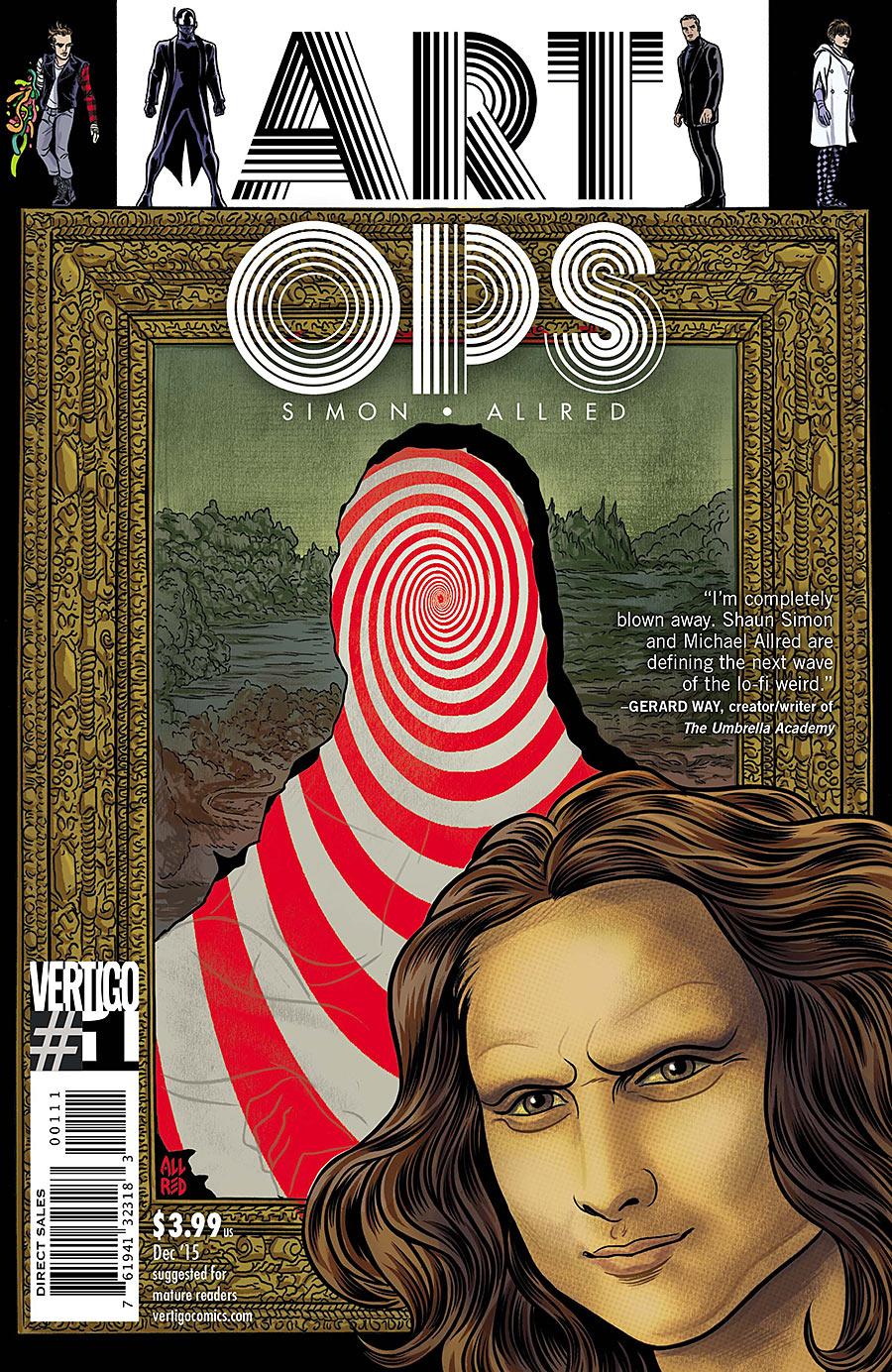 Art Ops Vol 1