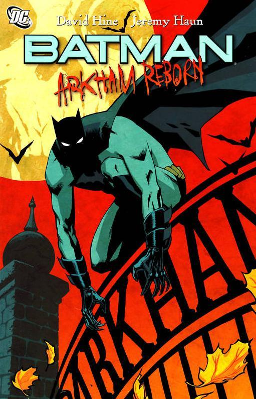 Batman: Arkham Reborn (Collected)