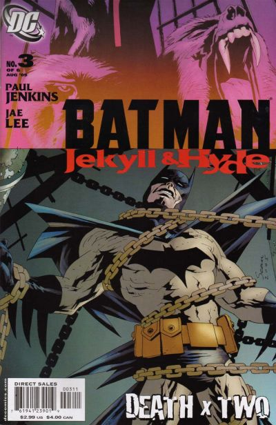 Batman: Jekyll and Hyde Vol 1 3