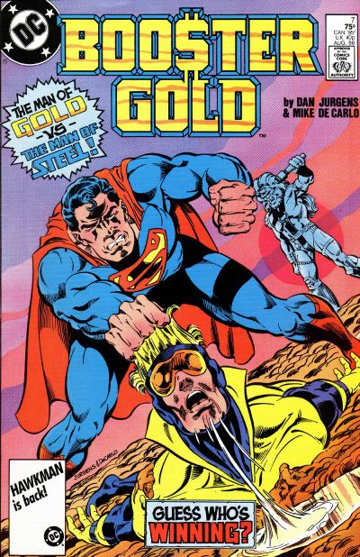 Booster Gold Vol 1 7