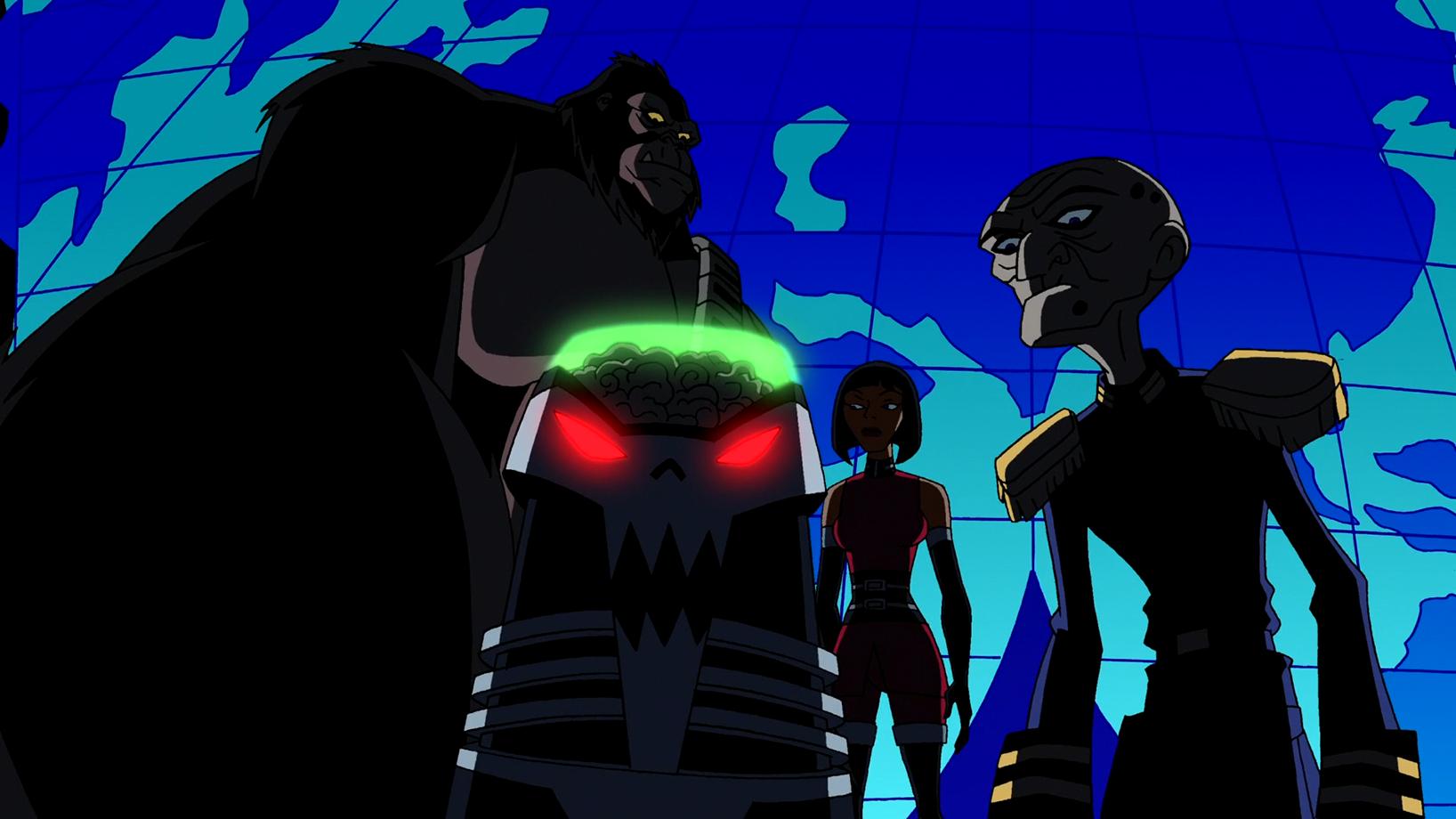 Brotherhood of Evil (Teen Titans TV Series)