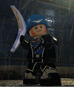 George Harkness (Lego Batman)