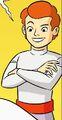 Christopher Freeman Scooby-Doo Team-Up 001