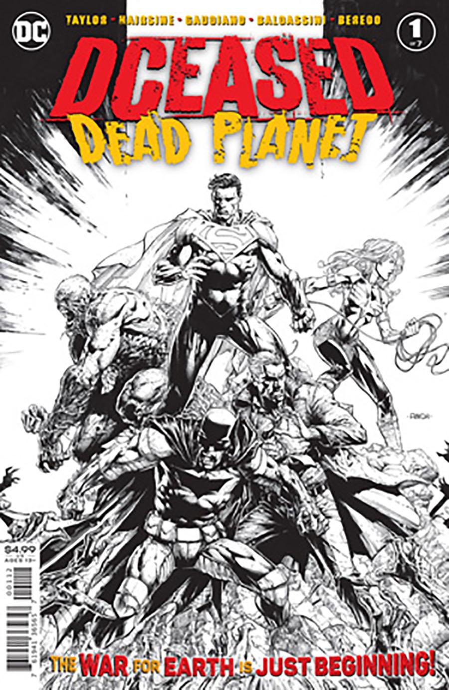 DCeased Dead Planet Vol 1 1 Second Printing.jpg