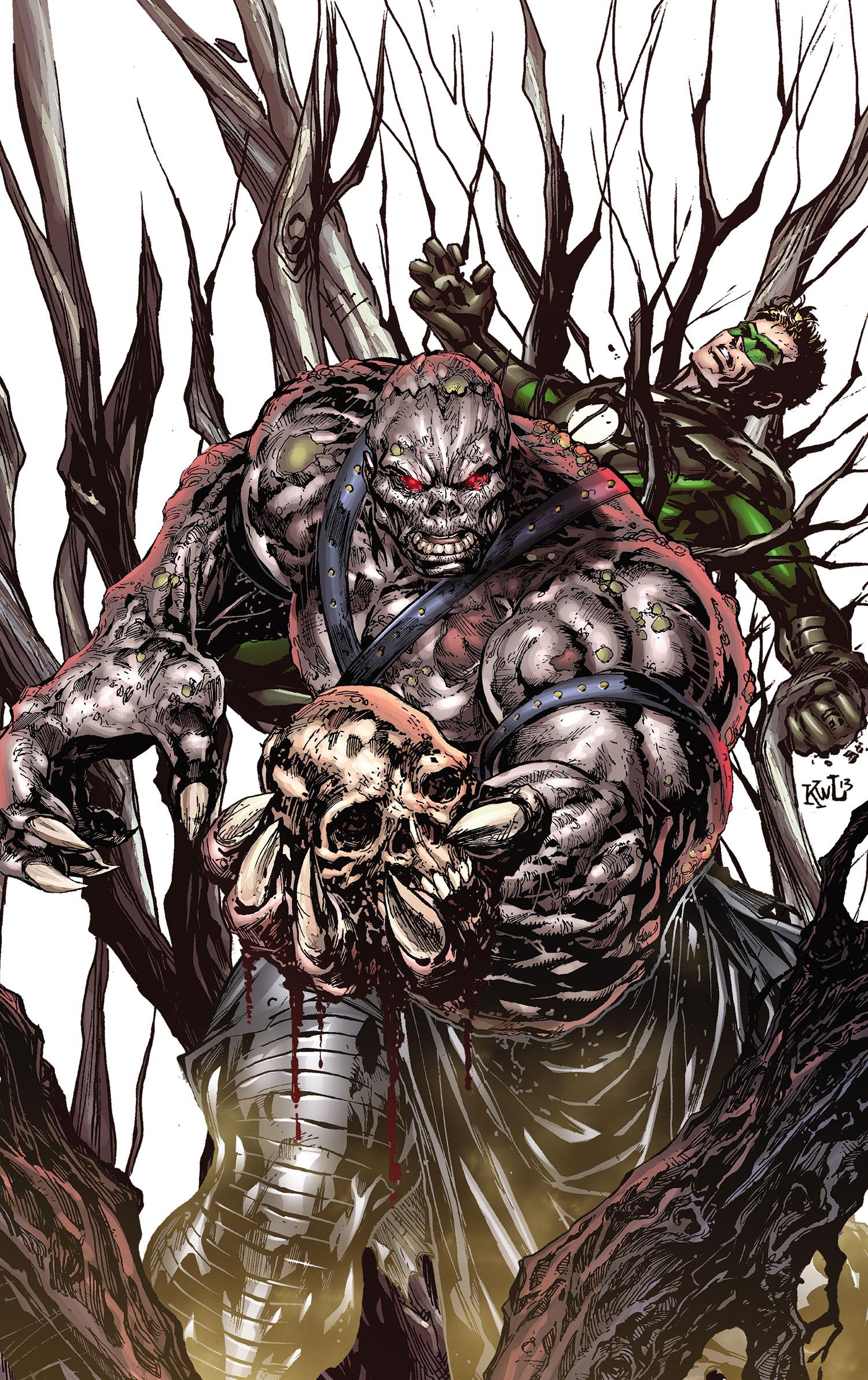 Solomon Grundy (Earth 2)