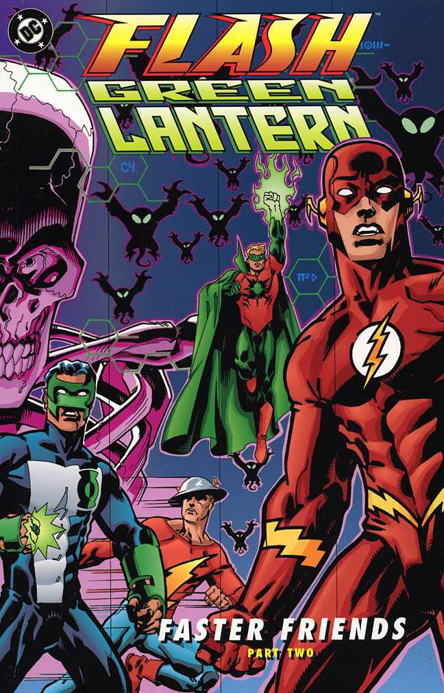 Flash/Green Lantern: Faster Friends Vol 1 1