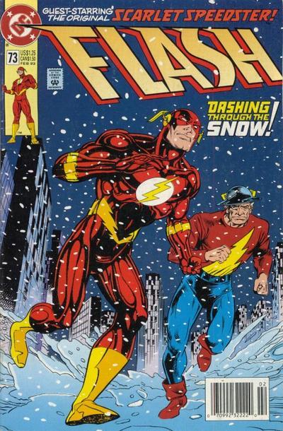 The Flash Vol 2 73